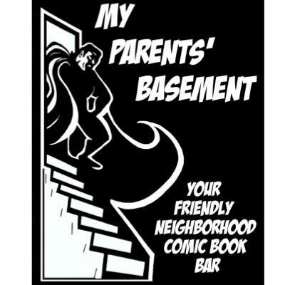 My Parents' Basement Comic Books & Craft Beer